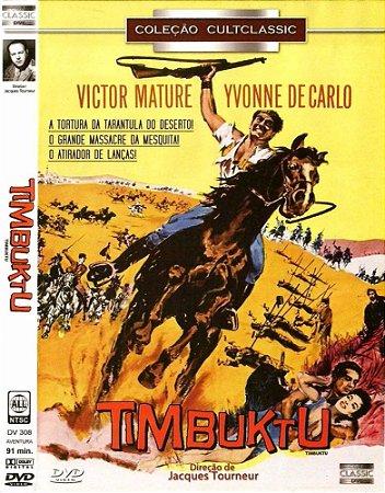 Dvd  Timbuktu  Victor Mature
