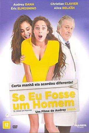 DVD SE EU FOSSE UM HOMEM