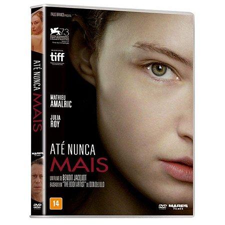 DVD - ATÉ NUNCA MAIS
