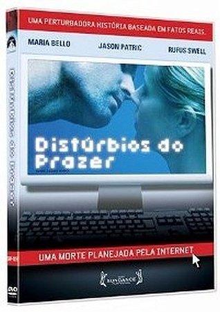 DVD DISTURBIOS DO PRAZER