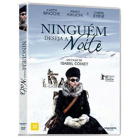 DVD - Ninguém Deseja a Noite