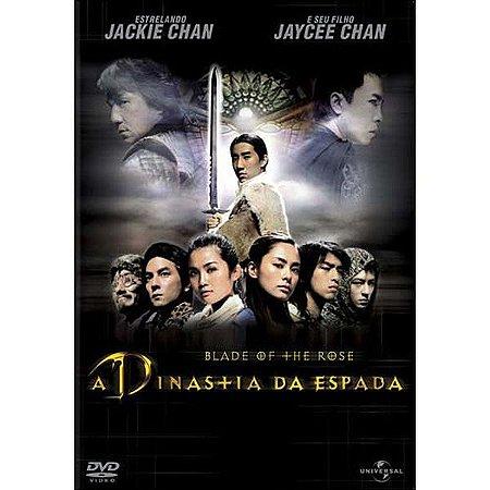 DVD A DINASTIA DA ESPADA - JACKIE CHAN