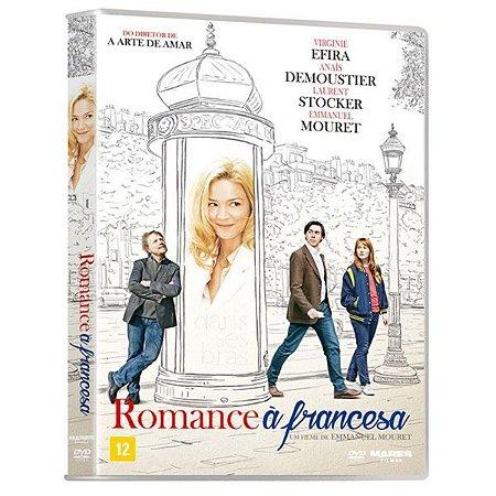 DVD ROMANCE A FRANCESA