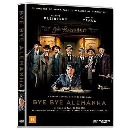 DVD - BYE BYE ALEMANHA