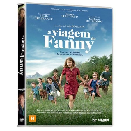DVD A VIAGEM DE FANNY