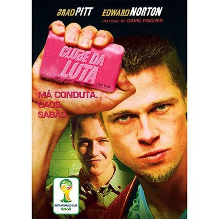 DVD - CLUBE DA LUTA