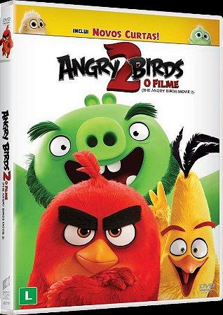 DVD - Angry Birds 2 - O Filme