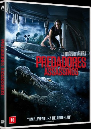 DVD - Predadores Assassinos
