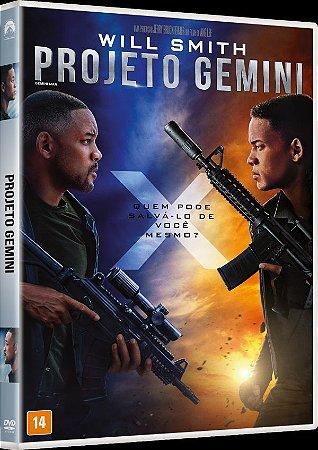 DVD - Projeto Gemini - Will Smith