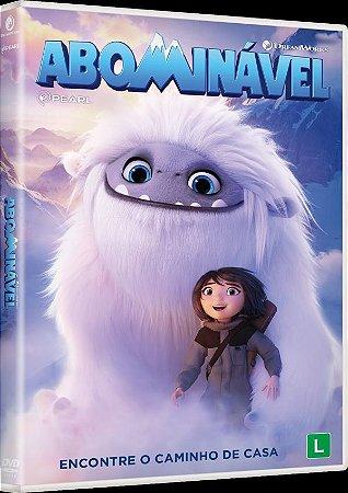 DVD - Abominável - animação