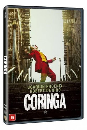 DVD - CORINGA - Joaquin Phoenix