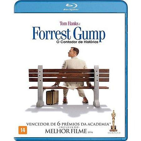 BLU RAY - Forrest Gump: O Contador de Histórias
