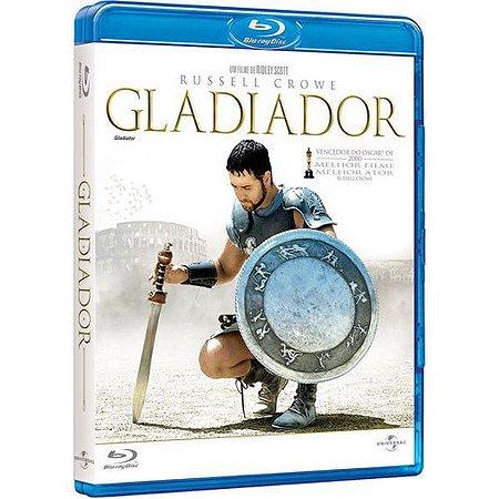 Blu-Ray - Gladiador