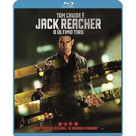 Blu-Ray Jack Reacher - O Último Tiro