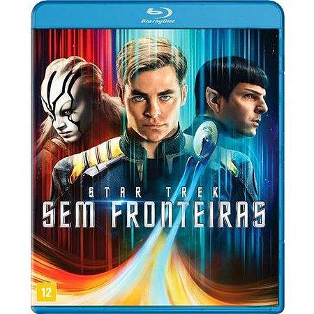 Blu-Ray - Star Trek: Sem Fronteiras