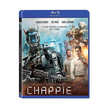 Blu-Ray Chappie  - Hugh Jackman