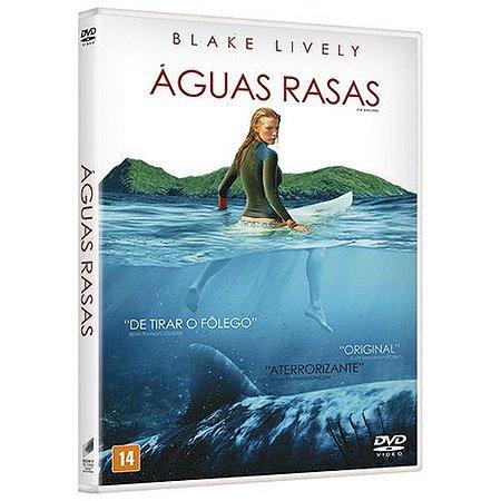 DVD Águas Rasas