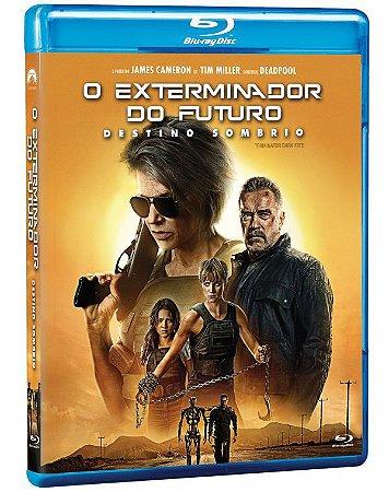 Blu-ray - O Exterminador do Futuro Destino Sombrio