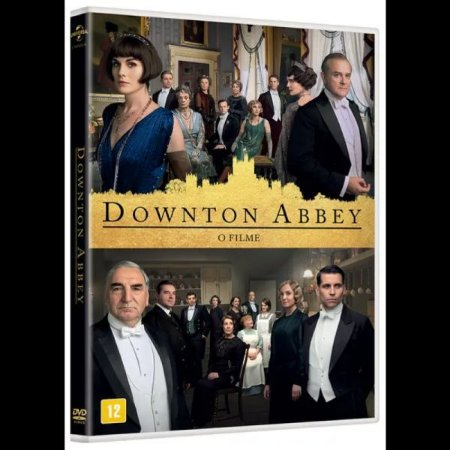 DVD - DOWNTON ABBEY O FILME