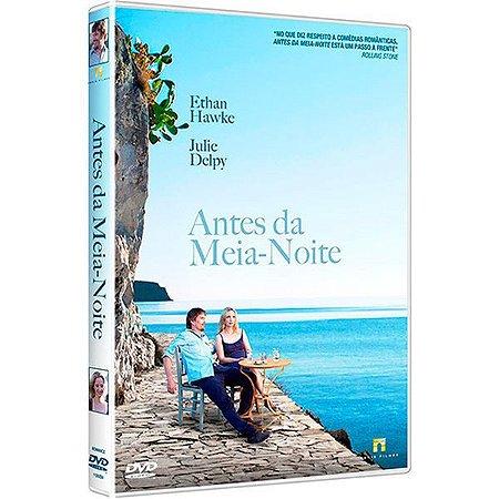 DVD Antes da Meia-Noite