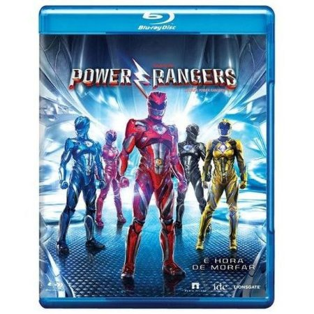 Blu-ray - Power Rangers