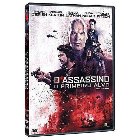 DVD - O Assassino: O Primeiro Alvo