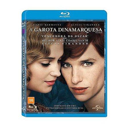 Blu-Ray - A Garota Dinamarquesa