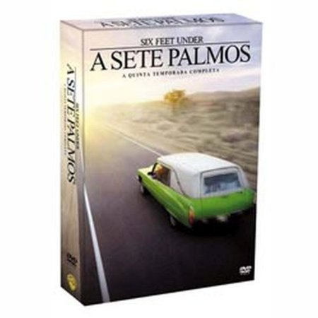 DVD A Sete Palmos - 5ª Temporada (5 Discos)