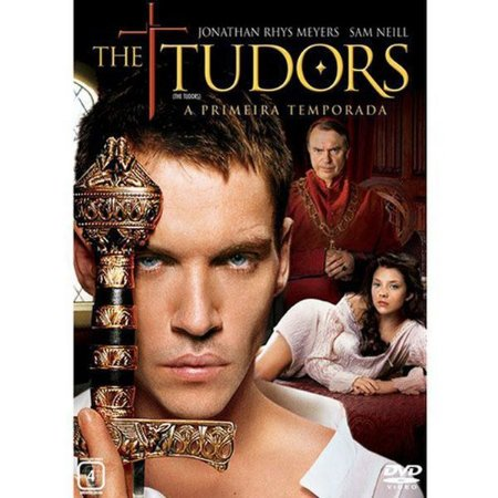 DVD The Tudors - 1ª Temporada Completa (3 DISCOS)