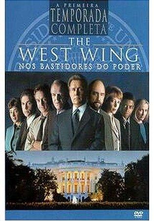 DVD THE WEST WING: NOS BASTIDORES DO PODER - 1ª TEMPORADA