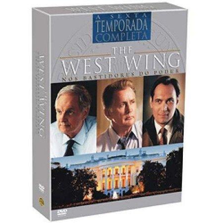 DVD The West Wing - 6ª Temporada Completa
