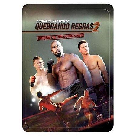 DVD Quebrando Regras 2 - Edição de Colecionador (Lata)