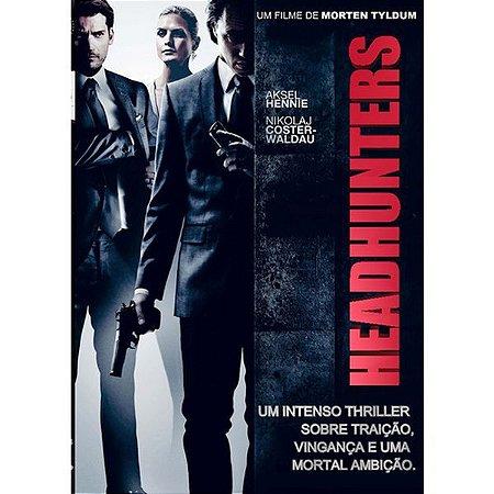 DVD Headhunters - Aksel Hennie
