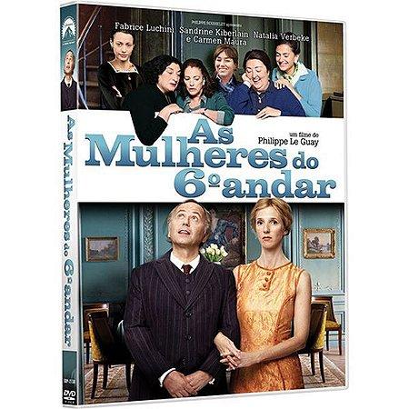 DVD AS MULHERES DO 6º ANDAR
