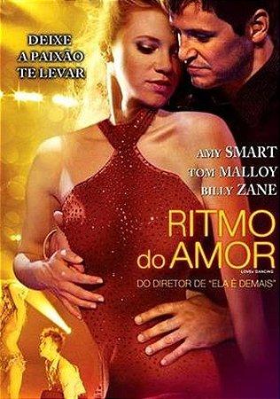 DVD RITMO DO AMOR