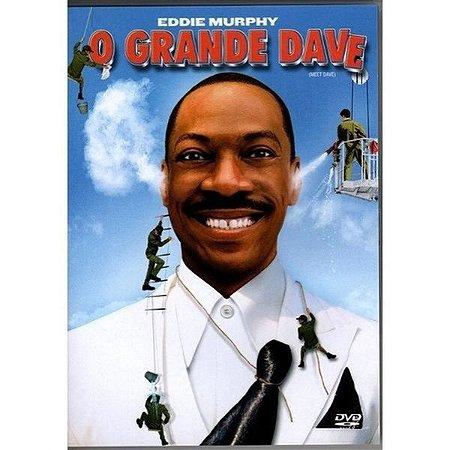 Dvd - O Grande Dave Eddie Murphy