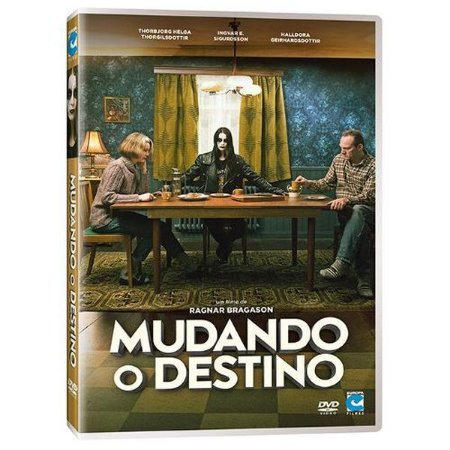 DVD MUDANDO O DESTINO - RAGNAR BRAGASON