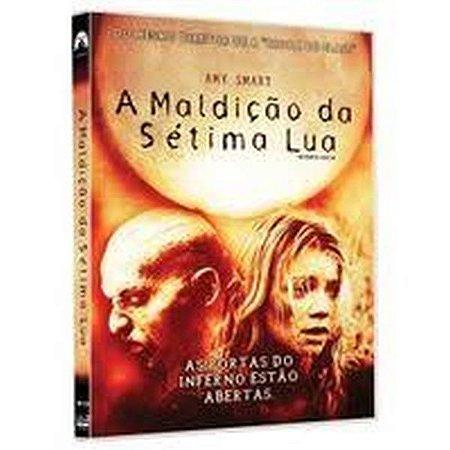 DVD A MALDIÇÃO DA SÉTIMA LUA