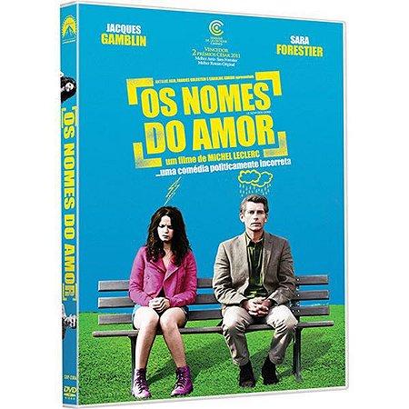 DVD OS NOMES DO AMOR