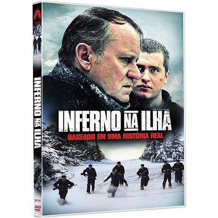 DVD INFERNO NA ILHA