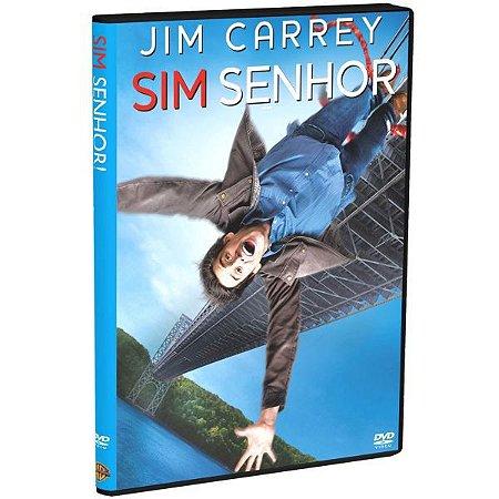 DVD SIM SENHOR - JIM CARREY