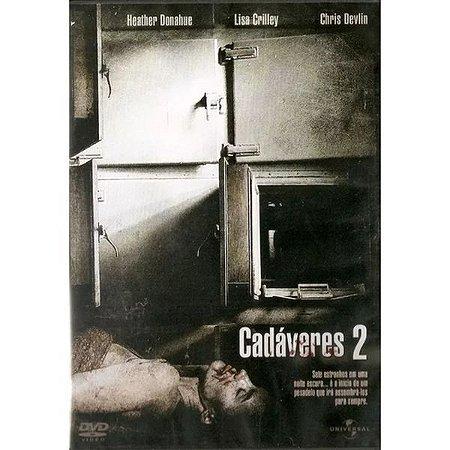 Dvd Cadáveres 2 - Heather Donahue