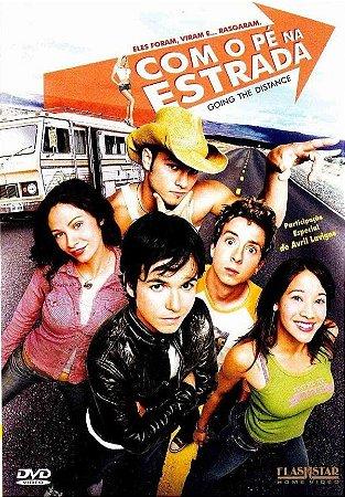 DVD - Com o Pé na Estrada