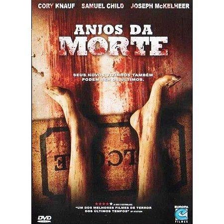DVD ANJOS DA MORTE - CORY KNAUF