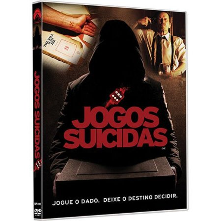 DVD - Jogos Suicidas
