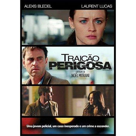 DVD TRAIÇÃO PERIGOSA - ALEXIS BLEDEL