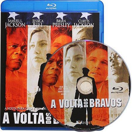 Blu-ray A Volta dos Bravos - SAMUEL L. JACKSON