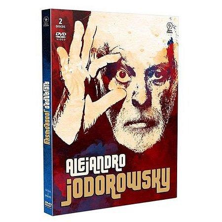 DVD Alejandro Jodorowsky - Digipak Com 2  DISCOS