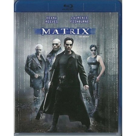 Blu-Ray Matrix Reloaded (K.Reeves, L.Fishburne)