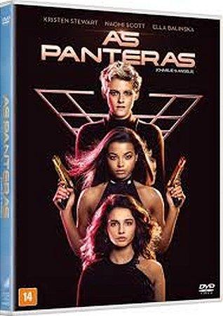DVD - As Panteras (2019)
